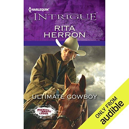 Ultimate Cowboy audiobook cover art