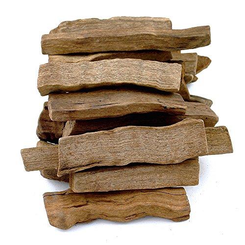 *TGG Treibholz Driftwood, Natur gebürstet, L10-15cm, 0,5kg !!!*