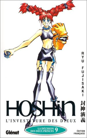 Hoshin l'investiture des dieux, tome 9