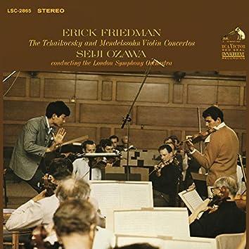 Tchaikovsky: Violin Concerto in D Major, Op. 35 & Mendelssohn-Bartholdy: Violin Concerto in E Minor, Op. 64