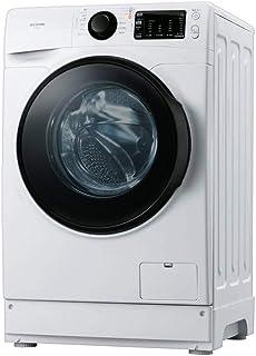 アイリスオーヤマ 洗濯機 ドラム式 8kg 温水洗浄 銀イオン 皮脂汚れ 部屋干し 節水 HD81AR-W