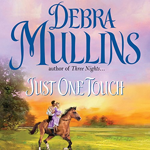 Just One Touch audiobook cover art