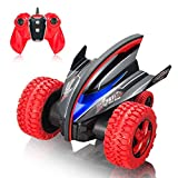 MaxTronic RC Graffiti Rock Crawler Monster Truck Hors Route 2.4GHz 4WD Voiture de contrôle Tout Terrain Moteur Radio Mountaineer 4 Roues Rotation (RC Voiture)
