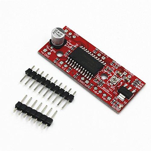 arduino servomotor de la marca WYPH