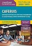 CAFERUIS 2020-2021 - Certificat d'aptitude aux fonctions d'encadrement et de responsable d'unité d'intervention sociale