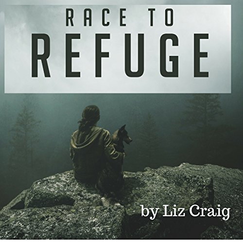 Race to Refuge audiobook cover art