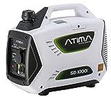 Generador Inverter Portátil de 1kW de 4 Tiempos Portátil Silencioso de Gasolina Atima...