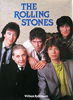 The Rolling Stones/Includes Free Poster 0831773677 Book Cover
