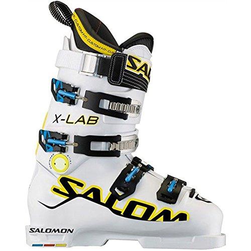 Salomon X Lab OP Ski Boots White 26.5