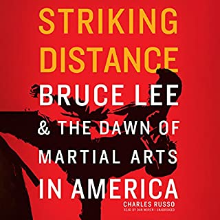 Couverture de Striking Distance