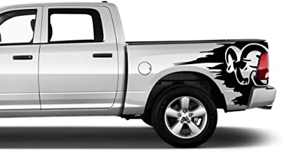 2009-2019 DODGE RAM 1500 CLASSIC REAR BED STRIPES DECALS STICKERS GRAPHICS
