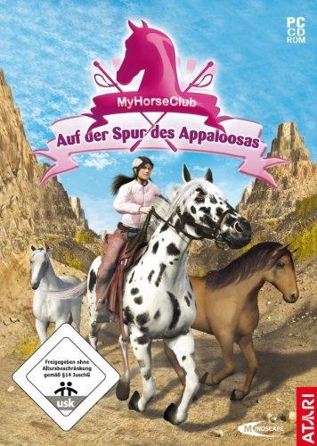 My Horse Club: Auf der Spur der Appaloosas