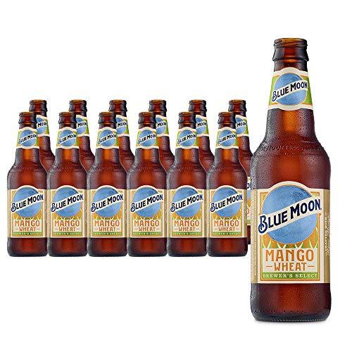 Blue Moon Mango Wheat 5,6% alc. Caja con 12 botellas de 330 ml