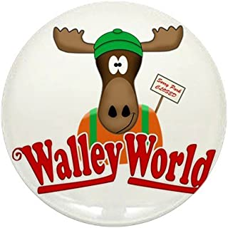 c322719a CafePress National Lampoon Walley World Moose Sign Mini Butt 1