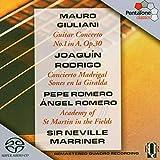 Concierto Madrigal/Gitarrenkonzert - Romero