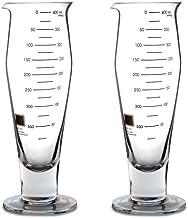 Periodic Tableware Laboratory Beaker Pilsner Glasses