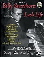 Billy Strayhorn Lush Life (Jazz PLly-along)