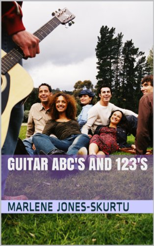 Guitar ABC's and 123's (English Edition)