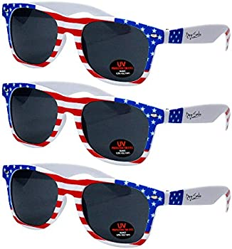 3-Pack Ray Solee Tinted Lenses Sunglasses