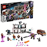 LEGO Marvel Avengers: Endgame Final Battle (76192) lets kids recreate the ultimate Marvel movie action scene, with awesome super heroes, cool features and amazing accessories Includes Thor, Captain America, Black Panther, Iron Man, Scarlet Witch and ...