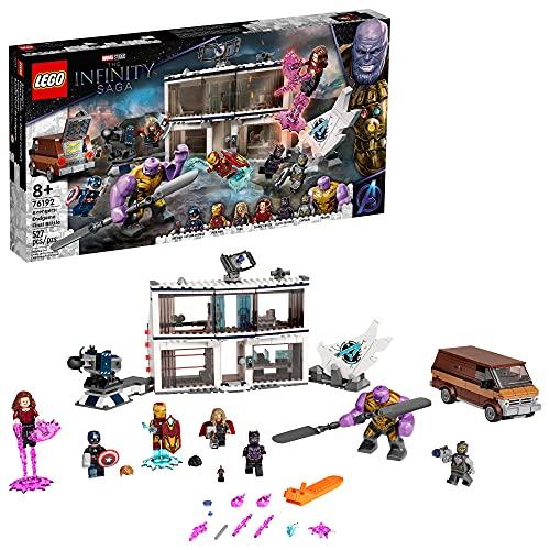 LEGO Marvel Avengers: Endgame Final Battle 76192 Collectible Building...