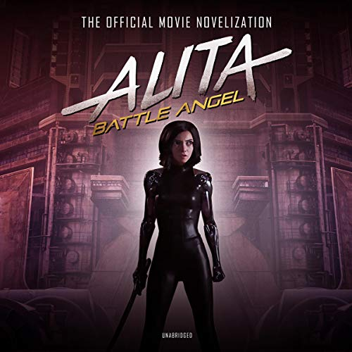 Alita: Battle Angel cover art