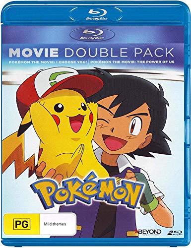 Pokemon: I Choose You / The Power Of Us [Edizione: Stati Uniti] [Italia] [Blu-ray]