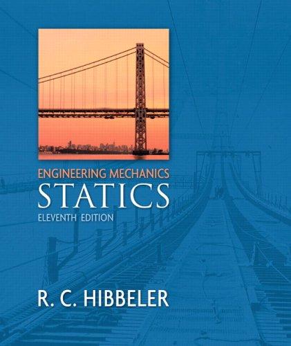 Engineering Mechanics - Statics (11th Edition)