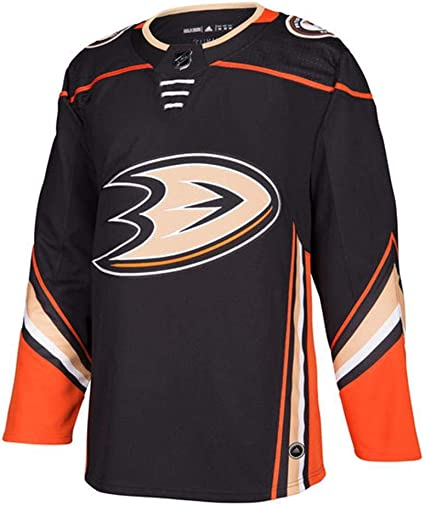adidas Anaheim Ducks NHL Men's Climalite Authentic Team Hockey Jersey