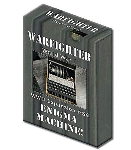 Solitaire Wargame Warfighter WII - Expansión de la máquina Enigma