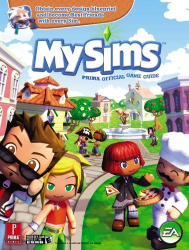 MySims: Prima Official Game Guide (Prima Official Game Guides) by Dan Birlew (2007-09-18)