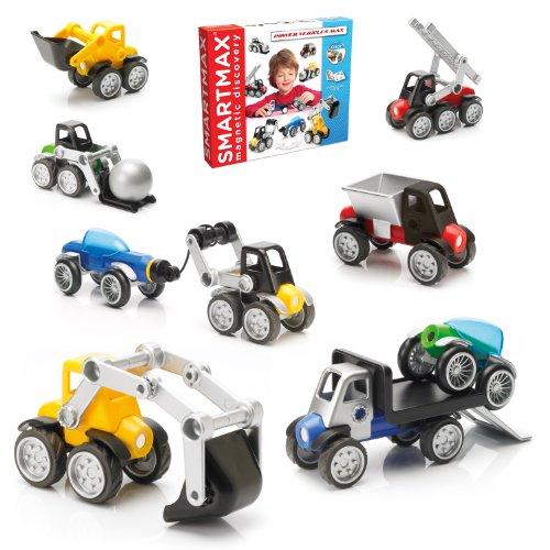 SmartMax Power Vehicles - Complete Set
