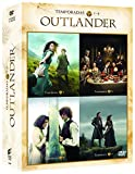 Pack: Outlander - Temporadas 1 - 4 [DVD]