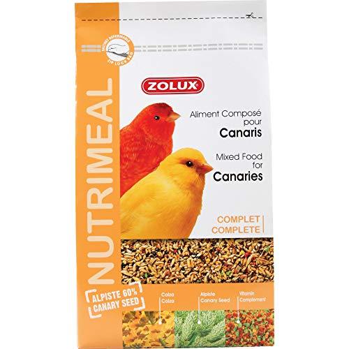 Zolux Aliment CANARI NUTRIMEAL Standard 2,5KG