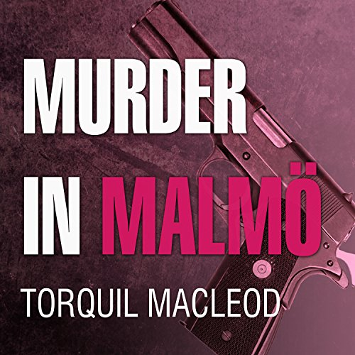 Murder in Malmö audiobook cover art