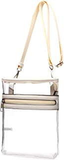 Clear Bag - NFL Stadiums, Concerts Approved Crossbody