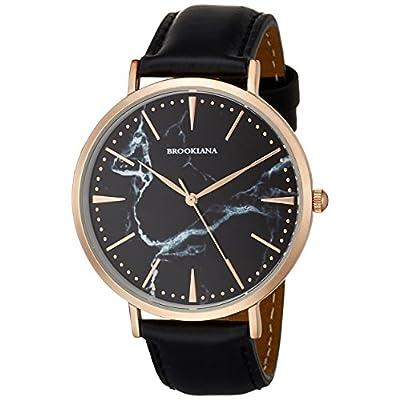 [ブルッキアーナ] 腕時計 BA3102-RSBLBK ブラック
