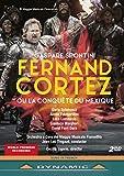 Spontini, G.: Fernand Cortez, ou La conquête du Mexique [Opera] (Maggio Musicale Fiorentino, 2019) [DVD]