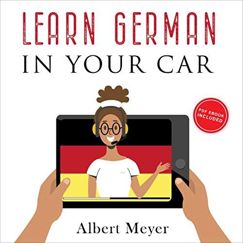 Learn German in Your Car cover art