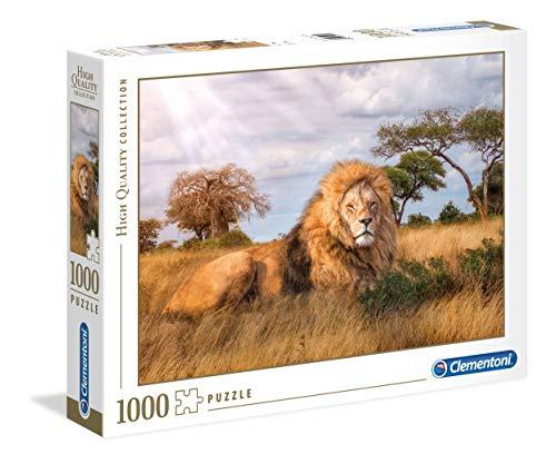 Puzzle 1000 pièces Clementoni