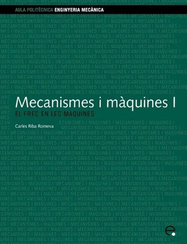 Mecanismes i màquines I. El frec en les màquines: 19 (Aula Politècnica)