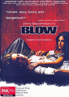 Blow [ NON-USA FORMAT, PAL, Reg.4 Import - Australia ]