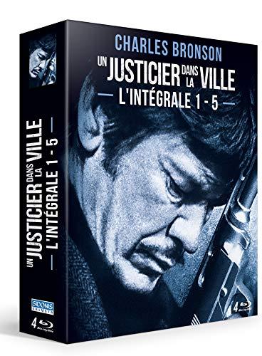 Coffret Un Justicier dans la Ville-L'Intégrale 1-5 [Blu-Ray]