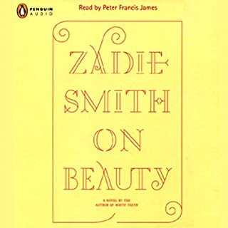 On Beauty                   By:                                                                                                                                 Zadie Smith                               Narrated by:                                                                                                                                 Peter Francis James                      Length: 18 hrs and 45 mins     603 ratings     Overall 3.7