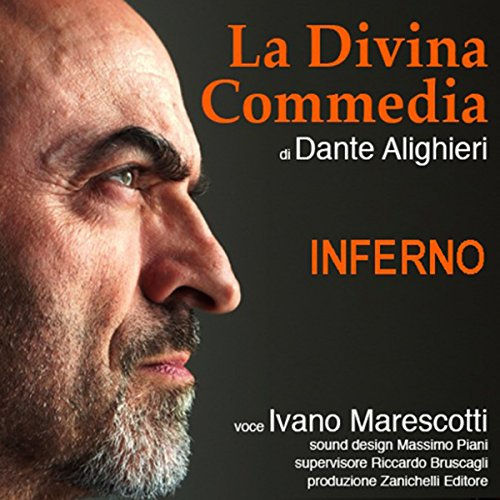 Couverture de La Divina Commedia: Inferno