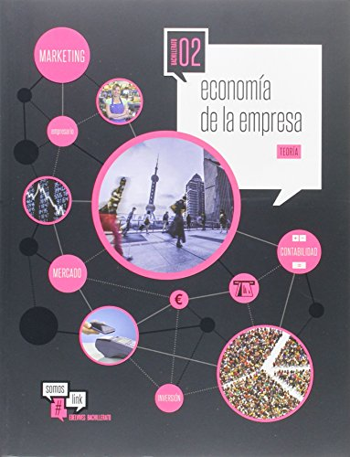 Economía de la Empresa 2.º Bach. Teoría y Practica (Somoslink) -...
