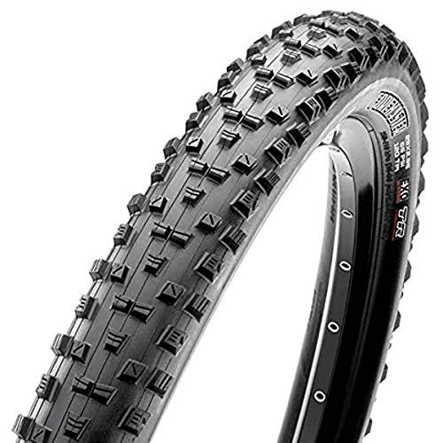 Maxxis forekaster + neumáticos de Bicicleta de montaña Unisex, Negro, 27,5x 2,60