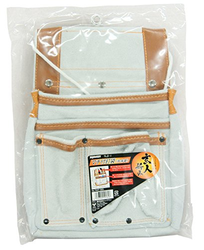 トップマン TLS-1 マチ付釘袋(牛床革)