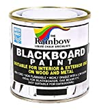 Black Chalkboard Blackboard Paint 250ml