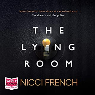 The Lying Room cover art